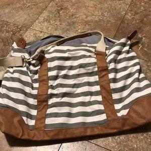"Carry on bag or ""overnight bag"""